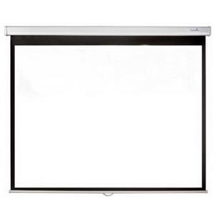 Scope Manual Video Projector Screen 300*300